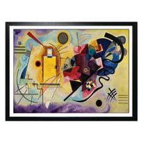 Stampa incorniciata Kandinsky 40x50 cm