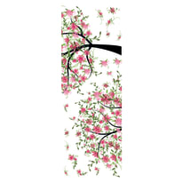 Sticker Flowering tree 9x106 cm