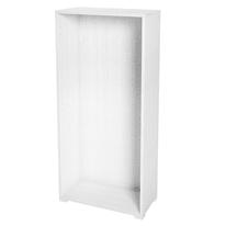 Struttura Spaceo L 60 x H 128 x P 30 cm bianco
