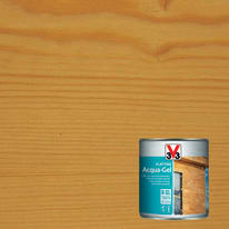 Flatting liquido V33 Acqua-Gel 0.75 L noce chiaro lucido