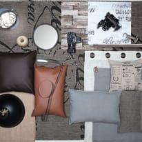 Cuscino Lina grigio 60x40 cm