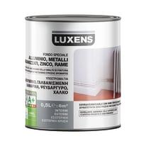 Primer precolorazione LUXENS per alluminio galvanizzato e lamiere zincate bianco 0.5 L