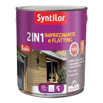 Impregnante a base acqua SYNTILOR incolore 2.5 L