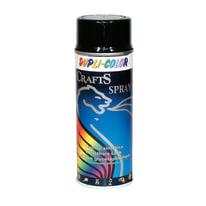 Smalto spray Craft nero lucido 0.0075 L