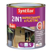 Impregnante a base acqua SYNTILOR incolore 0.5 L