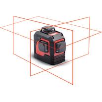 Livella laser SPEKTRA Tool 3D e treppiede TP Light rosso