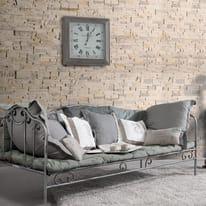 Rivestimento decorativo Santorin Artic bianco/grigio