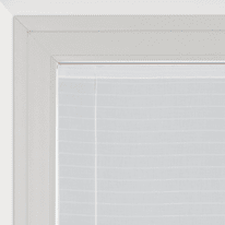 Tendina a vetro regolabile Klimt bianco tunnel 90x160 cm