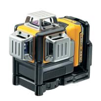 Livello laser DEWALT giallo / dorato