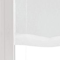 Tendina a vetro regolabile Malesia grigio tunnel 60x150 cm