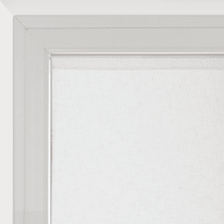 Tendina vetro Manuela naturale tunnel 75x160 cm