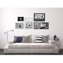 Cornice BOMBER nero per foto da 29,7X42 cm