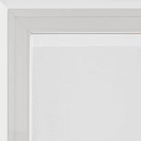 Tendina vetro Penelope bianco tunnel 60x150 cm