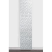 Pannello giapponese Kaleido azzurro 60x300 cm