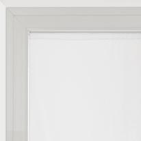 Tendina vetro Siria bianco tunnel 90x160 cm