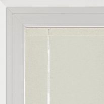 Tendina a vetro regolabile Tambora ecru tunnel 58x230 cm