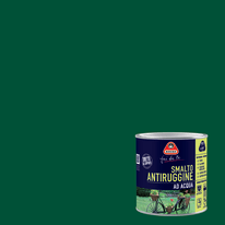 Smalto antiruggine BOERO FAI DA TE verde imperiale 0.5 L