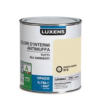 Pittura murale  antimuffa LUXENS 0.75 L avorio 6