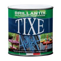 Smalto antiruggine TIXE Brillantix marrone 0.5 L
