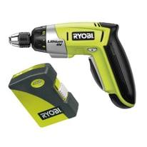 Avvitatore a batteria RYOBI CSD4130GN , 4 V, 1.5 Ah