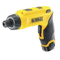 Avvitatore a batteria DEWALT DCF680G2-QW , 7,2 V, 2 batterie