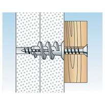 Tassello per cartongesso FISCHER GK L 22 mm Ø 13 mm 101 pezzi
