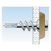 Tassello per cartongesso FISCHER GKM L 31 mm Ø 10 mm 6 pezzi