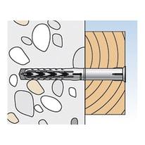 Tassello universale FISCHER SXR L 160 mm x Ø 10 mm