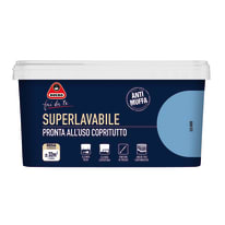 Pittura murale Superlavabile BOERO 2.5 L avio