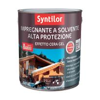 Impregnante a base solvente SYNTILOR noce scuro 2.5 L