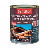 Impregnante a base solvente SYNTILOR noce medio 0.75 L