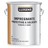 Impregnante a base solvente LUXENS noce antico  2.5 L