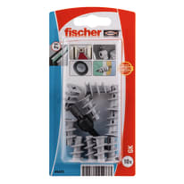 Tassello per cartongesso FISCHER GK L 22 mm Ø 13 mm 10 pezzi