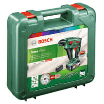 Martello tassellatore a batteria BOSCH Uneo Max , 18 V , 0.6 J 2.5 Ah, 1 batteria