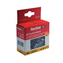 Tassello per materiale forato FISCHER SX L 25 mm x Ø 5 mm 50 pezzi