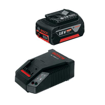 Trapano avvitatore a batteria BOSCH PROFESSIONAL GSB18V-LI, 18 V4 Ah, 2 batterie