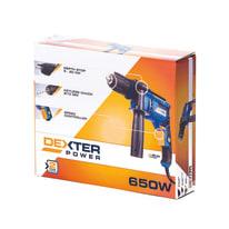 Trapano a filo DEXTER POWER 650 W