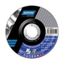 Disco di taglio NORTON per multiuso Ø 115 mm