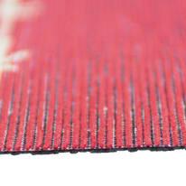 Tappeto Cucina antiscivolo Deco cuore rosso 280x53 cm