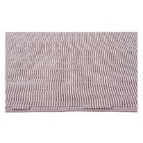 Tappeto antiscivolo Cloud grigio 80x50 cm
