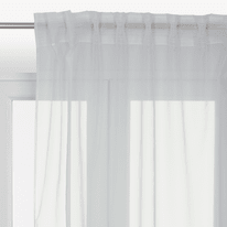 Tulle INSPIRE Lolly bianco tunnel 140x280 cm