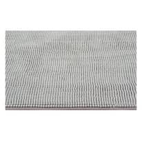 Tappeto antiscivolo Cloud grigio chiaro 80x50 cm