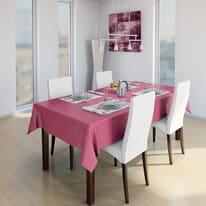 Tovaglia INSPIRE Sharon rosso 140x220 cm
