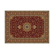 Tappeto Bechir rosso 235x160 cm
