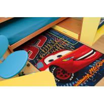 Tappeto antiscivolo Cars actline multicolor 190x133 cm