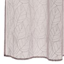 Tenda Autunnale viola occhielli 140x280 cm