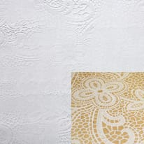 Tovaglia INSPIRE Cristallo pizzo trasparente 140x160 cm