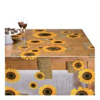 Tovaglia INSPIRE Girasole giallo 140x220 cm