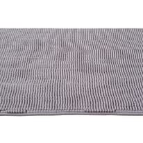 Tappeto antiscivolo Cloud grigio 120x80 cm