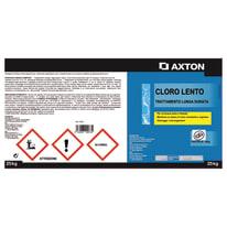 Cloro in pastiglie AXTON 25 kg